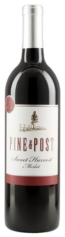 Pine & Post Merlot Sweet Harvest